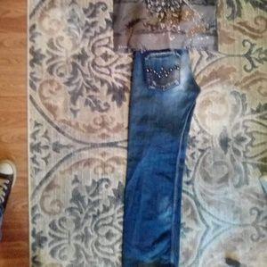 Japan rag jeans